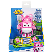 Buy Super Wings Transforming Dizzy Online at johnlewis.com