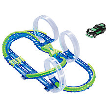 Buy Wave Racers Triple Sky Loop Playset Online at johnlewis.com