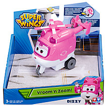 Buy Super Wings Vroom N Zoom Dizzy Online at johnlewis.com