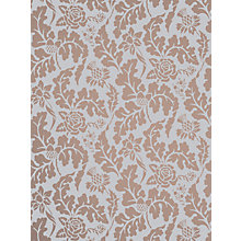 Buy Osborne & Little British Isles Damask Wallpaper Online at johnlewis.com