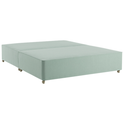 John Lewis Natural Collection Pocket Spring Divan Base, FSC-Certified (Spruce, Fiberboard), Double
