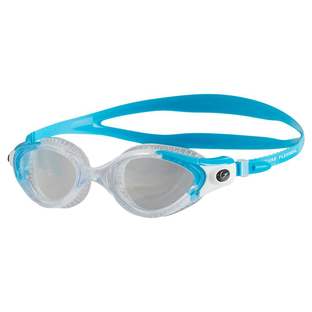 Speedo Speedo Futura Biofuse Flexiseal Women's Swimming Goggles, Turquoise/Clear