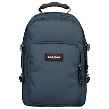 Buy Eastpak Provider Laptop Backpack, Ocean Blue Online at johnlewis.com