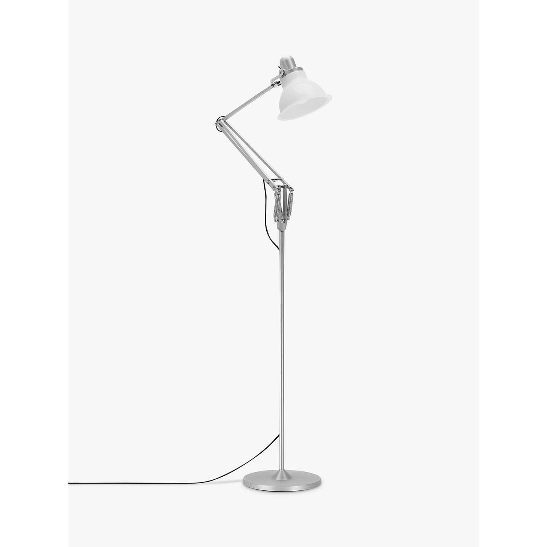 Anglepoise Type 1228 Floor Lamp, Ice White at John Lewis