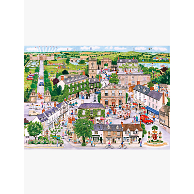 Image of Gibsons Wonderful Woodstock, Jigsaw Puzzle, 1000 Piece