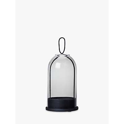 Design Project by John Lewis No.150 Smoke Glass Lantern, Large