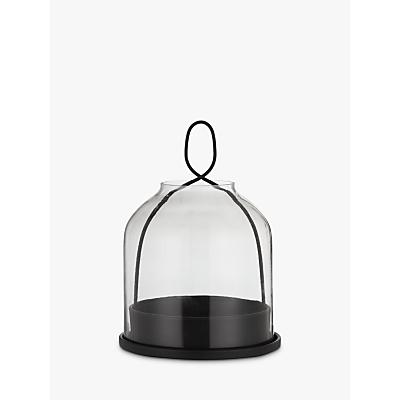 Design Project by John Lewis No.150 Smoke Glass Lantern, Medium