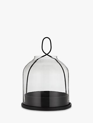 Design Project by John Lewis No.150 Smoke Glass Lantern, Medium