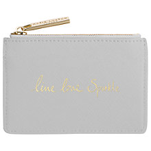 Buy Katie Loxton Large Zip Purse Online at johnlewis.com