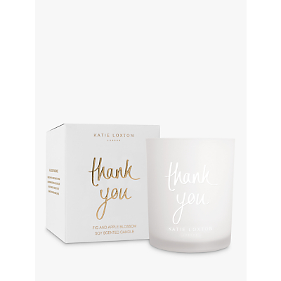 Katie Loxton Thank You Scented Candle
