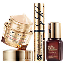 Buy Estée Lauder Supreme+ Eye Cream Set Online at johnlewis.com