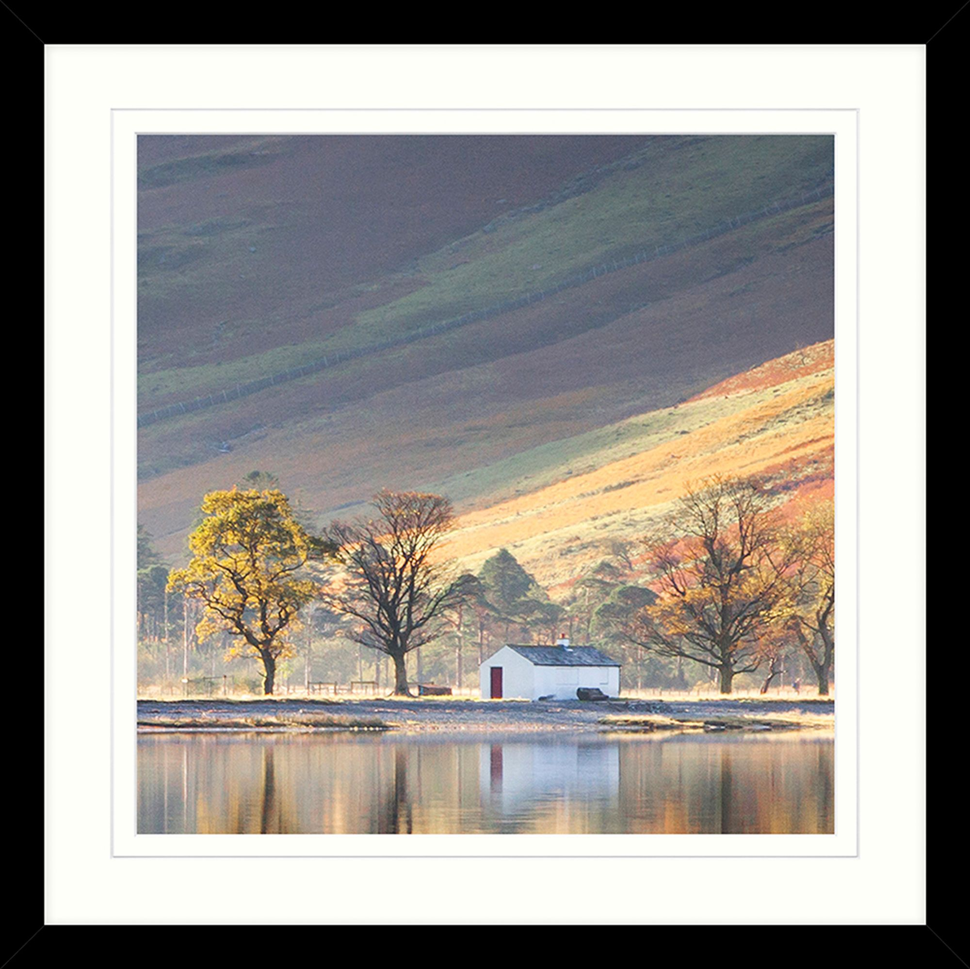 465f90aa00e Noel Bennett - Lakeside Reflection 1 Framed Print
