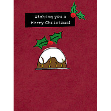 Buy Saffron Cards and Gifts Wishing You A Merry Christmas Card Online at johnlewis.com