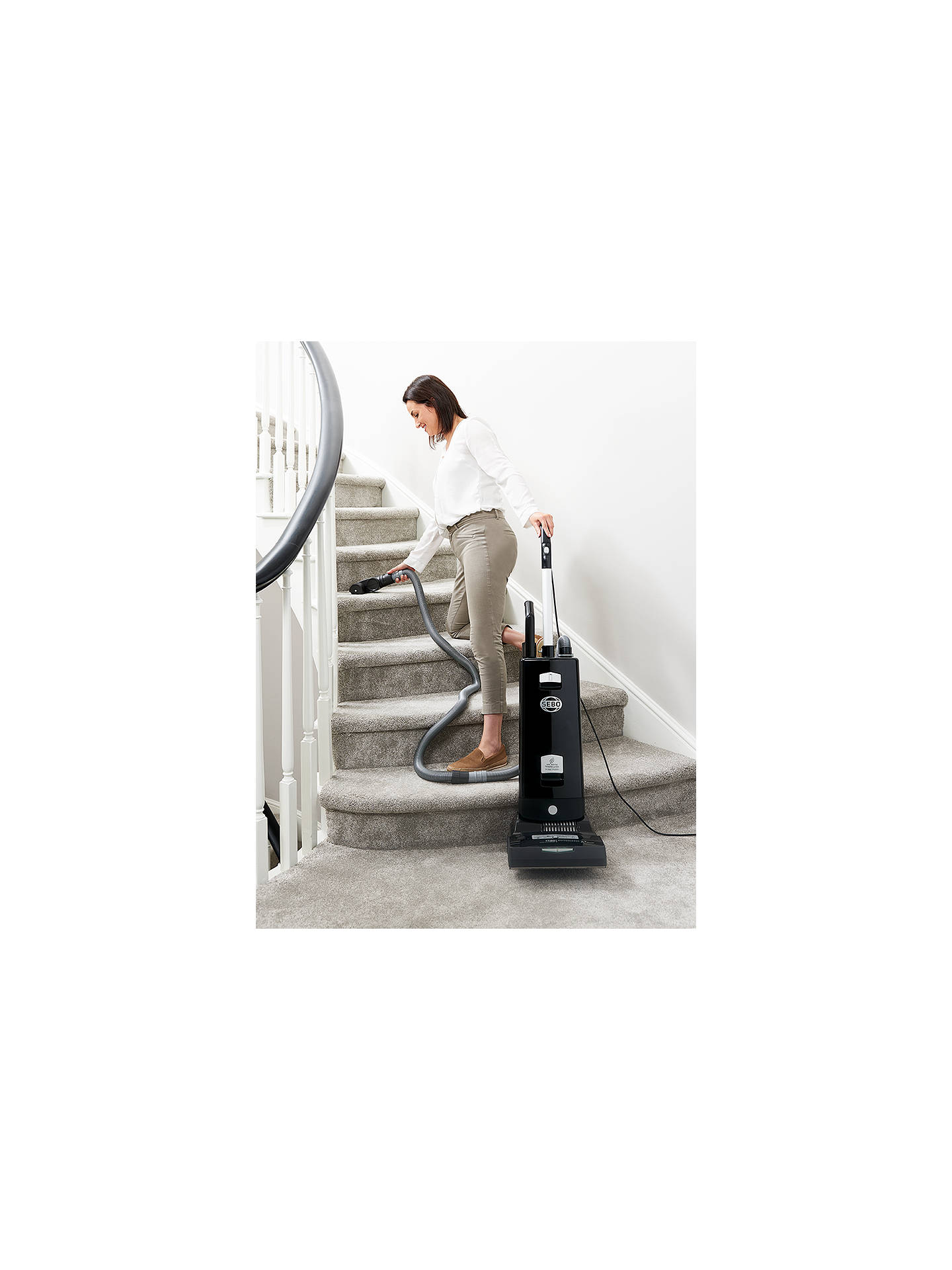 Buy SEBO Automatic X7 Pet ePower Vacuum Cleaner, Black Online at johnlewis.com