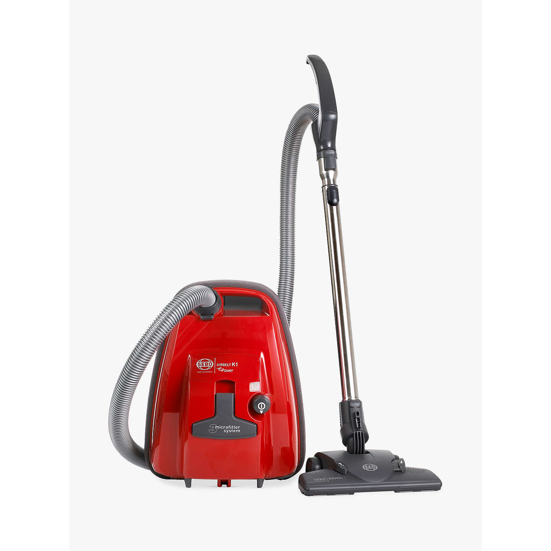BuySEBO Airbelt K1 EPower Vacuum Cleaner Red Online At Johnlewis