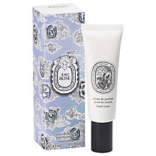 Buy Diptyque Hand Cream, Eau Rose, 45ml Online at johnlewis.com