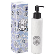 Buy Diptyque	Hand & Body Lotion Eau Rose, Eau Rose, 200ml Online at johnlewis.com