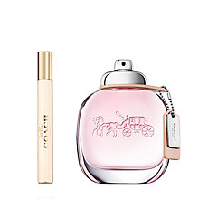 Buy Coach The Fragrance Eau de Toilette, 90ml with Gift Online at johnlewis.com
