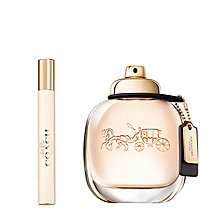 Buy Coach The Fragrance Eau de Parfum, 50ml with Gift Online at johnlewis.com