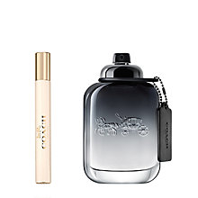 Buy Coach For Men Eau de Toilette, 60ml with Gift Online at johnlewis.com