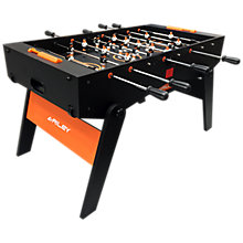 Buy BCE Riley 4ft 6in Folding Football Table Online at johnlewis.com