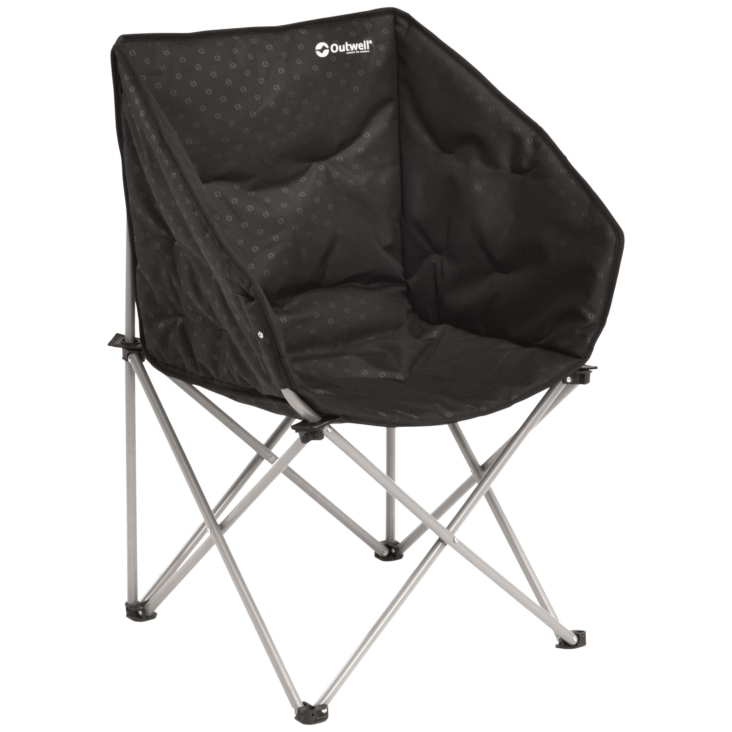 Outwell Outwell Angela Foldable Camping Chair, Black