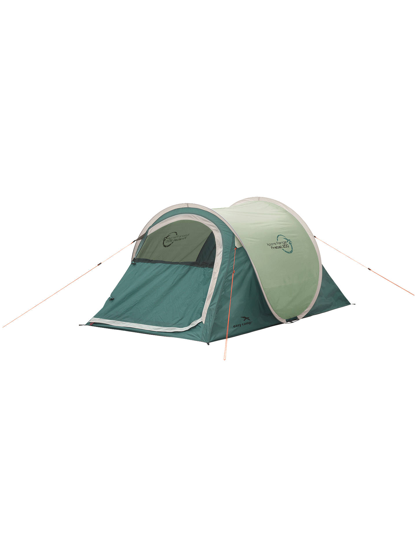BuyEasy Camp Fireball 200 Camping Tent, Blue Online at johnlewis.com