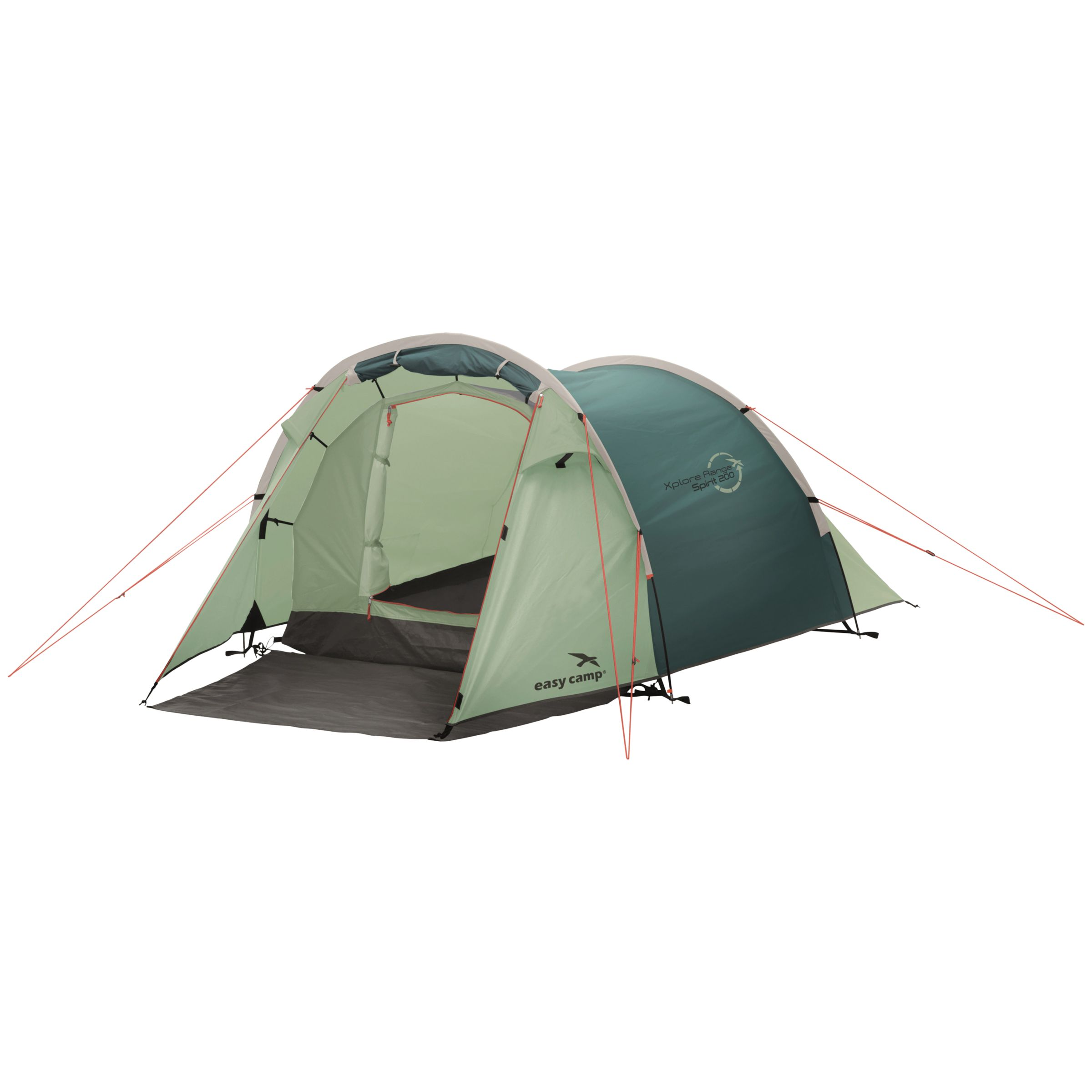Easy Camp Easy Camp Spirit 200 Camping Tent, Blue