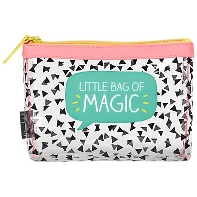 Happy Jackson 'Little Bag of Magic' Make Up Bag