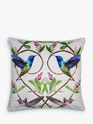 Buy Ted Baker Highgrove Cushion, Mint Online at johnlewis.com