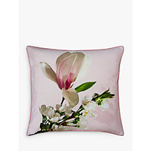 Buy Ted Baker Harmony Cushion, Pink Online at johnlewis.com
