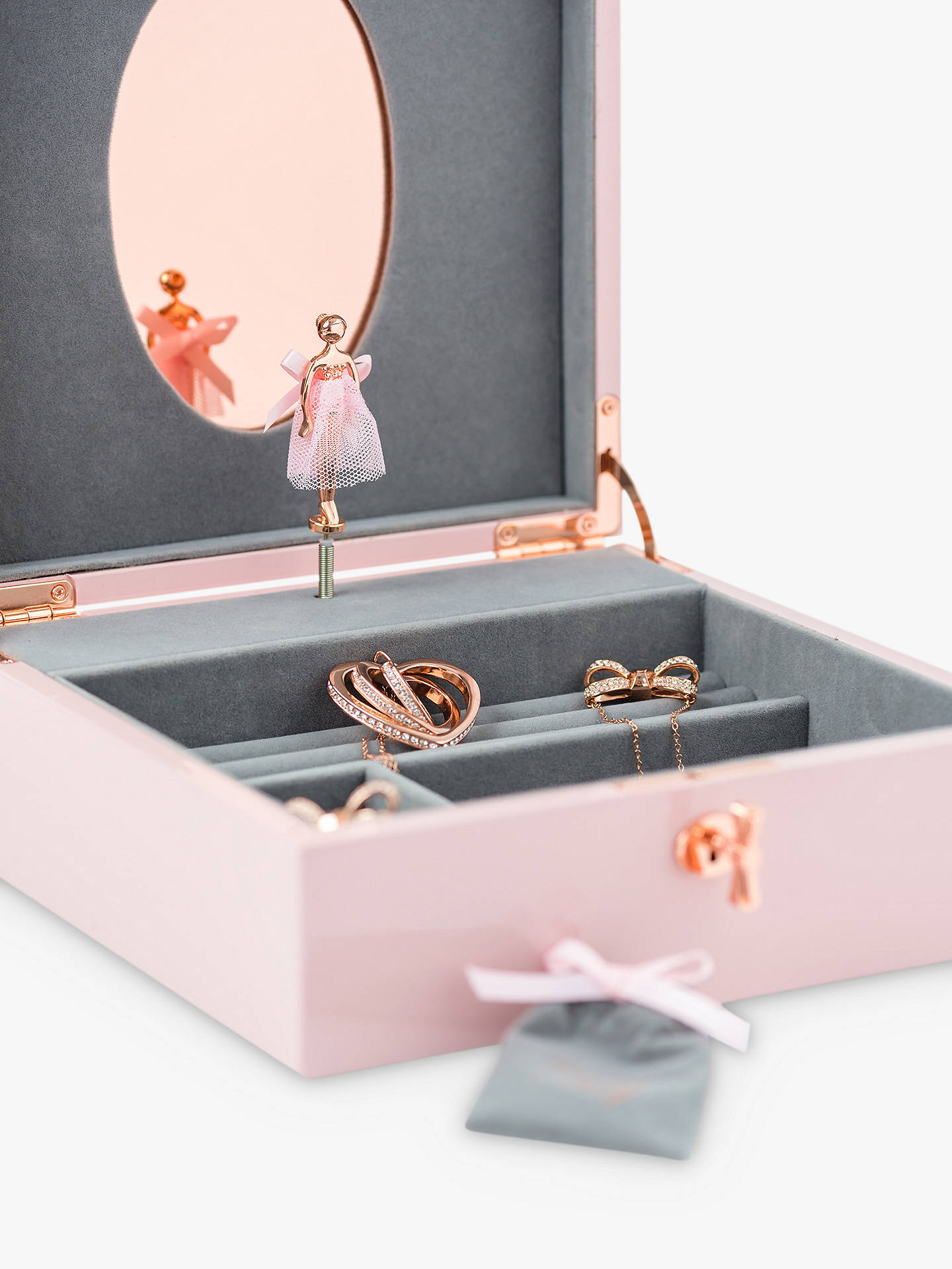 11abc87a316c3 ... Buy Ted Baker Letyi Large Ballerina Jewellery Box