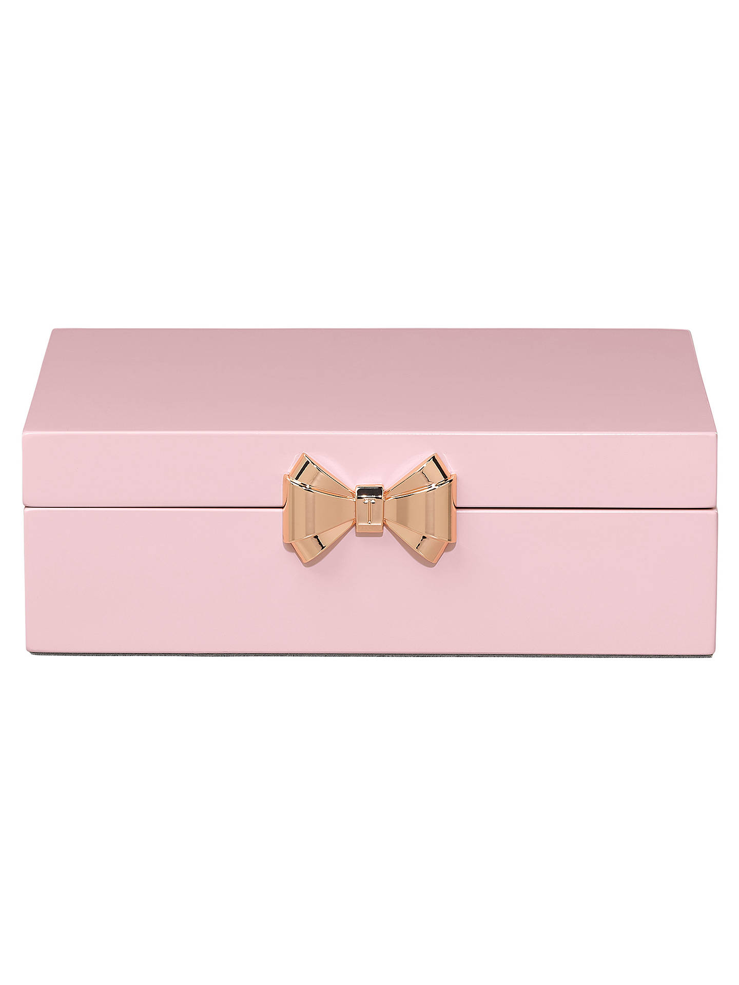 Ted Baker Medium Lacquered Jewellery Box At John Lewis