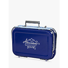 Buy Gentlemen's Hardware Portable Suitcase BBQ Online at johnlewis.com