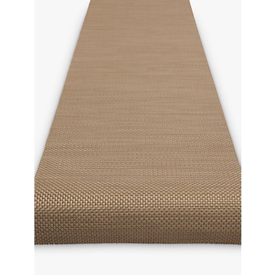 Chilewich Basket Weave Table Runner, Gold