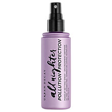Buy Urban Decay All Nighter Pollution Protection Online at johnlewis.com