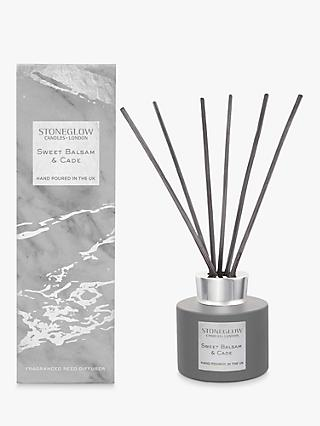 Stoneglow Luna Sweet Balsam & Cade Reed Diffuser, 120ml
