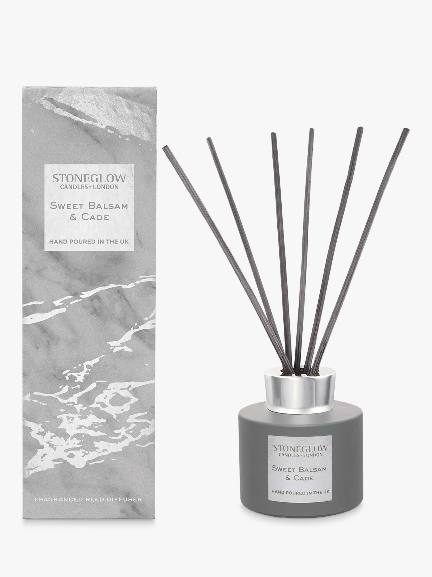 Stoneglow Stoneglow Luna Sweet Balsam & Cade Reed Diffuser, 120ml