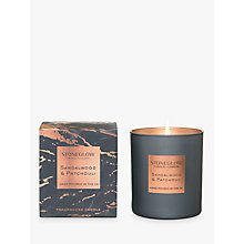 Buy Stoneglow Luna Sandalwood & Patchouli Scented Candle Online at johnlewis.com