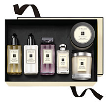 Buy Jo Malone London Luxurious & Indulgent Skincare Gift Set Online at johnlewis.com