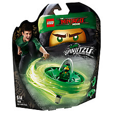 Buy LEGO Ninjago 70628 Lloyd Spinjitzu Master Online at johnlewis.com