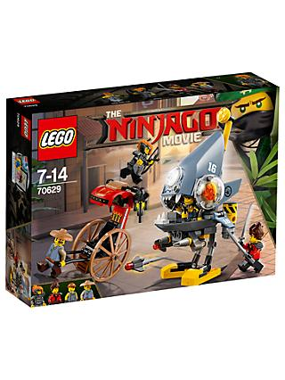 LEGO Ninjago 70629 Piranha Attack Set