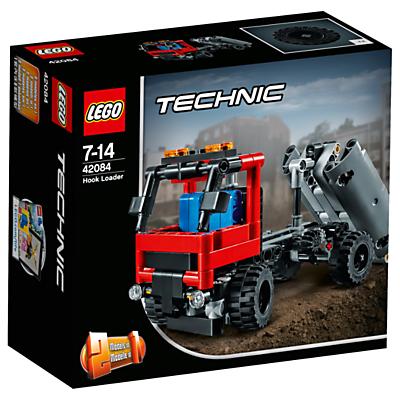LEGO Technic 42084 2-in-1 Hook Loader