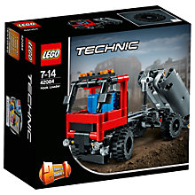 Buy LEGO Technic 42084 2-in-1 Hook Loader Online at johnlewis.com