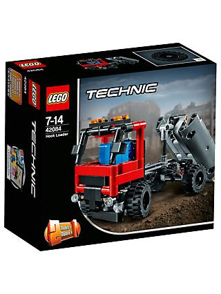 LEGO Technic 42084 2-in-1 Hook Loader