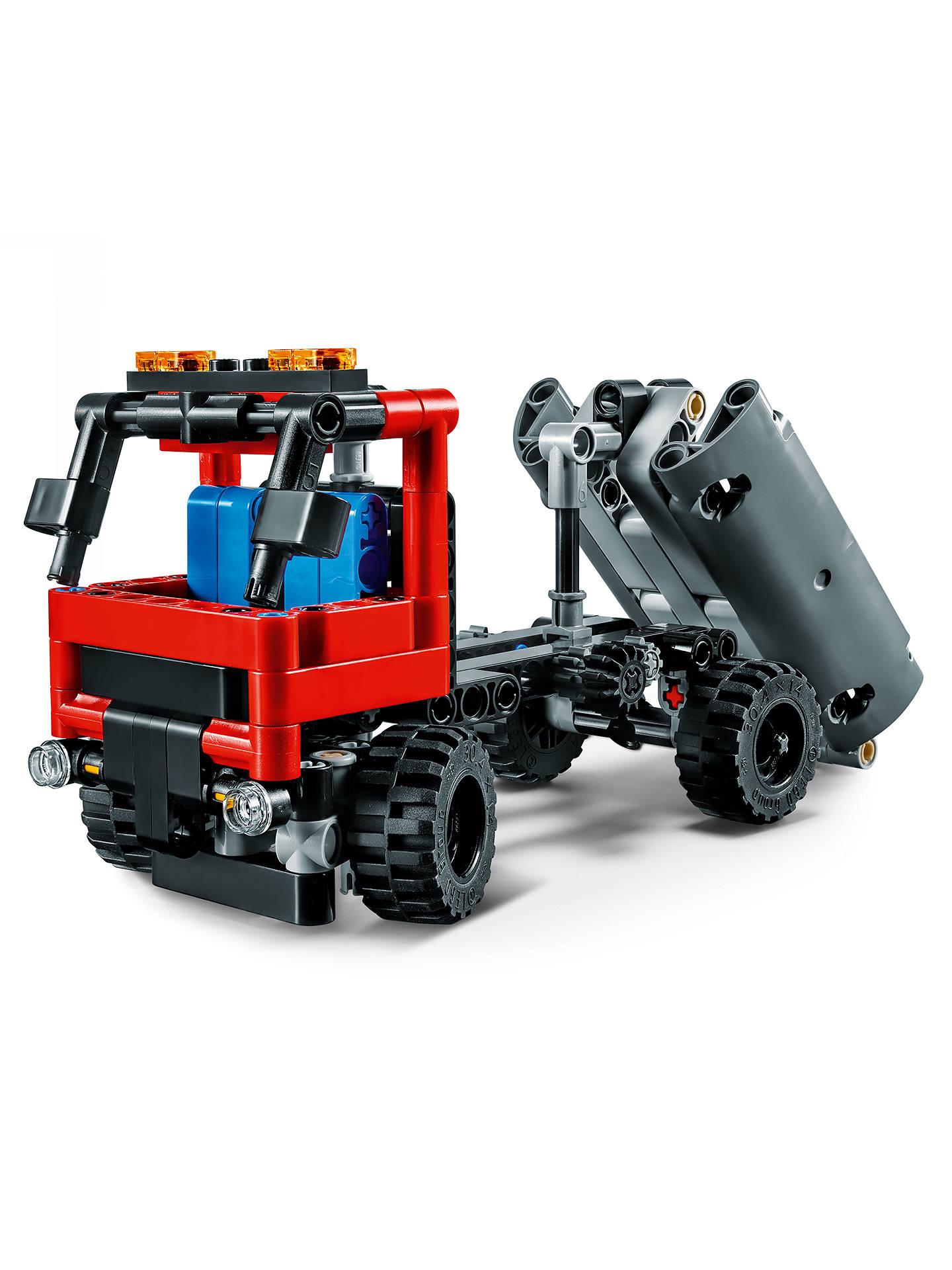 LEGO Technic Hook Loader 42084 2018 Version Free Shipping