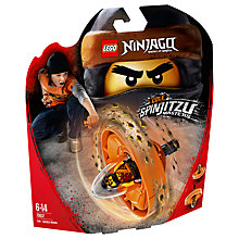 Buy LEGO Ninjago 70637 Cole Spinjitzu Master Online at johnlewis.com