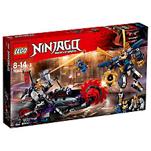 Buy LEGO Ninjago 70642 Killow Vs Samurai X Online at johnlewis.com