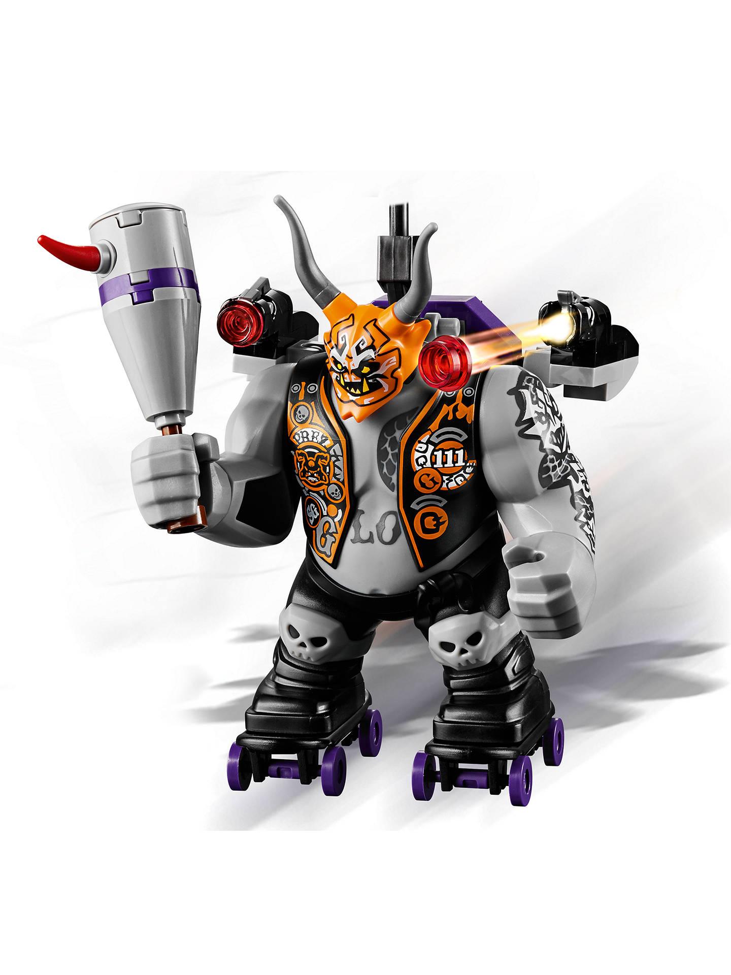 Lego ninjago 70642 killow vs samurai x at john lewis - Ninjago vs ninjago ...