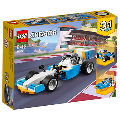 Image of LEGO Creator 31072 2-in-1 Extreme Engines